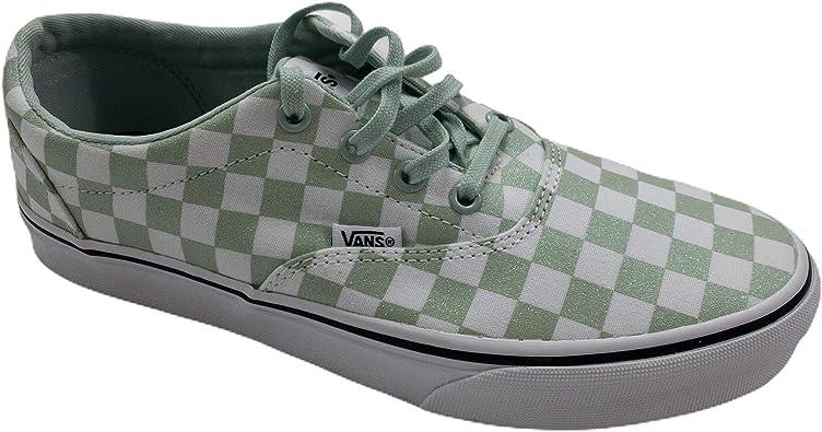 Doheny Glitter Low Top Shoes (Aqua