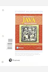 Introduction to Java Programming, Brief Version, Student Value Edition Plus MyLab Programming with Pearson eText - Access Card Package (11th Edition) Loose Leaf