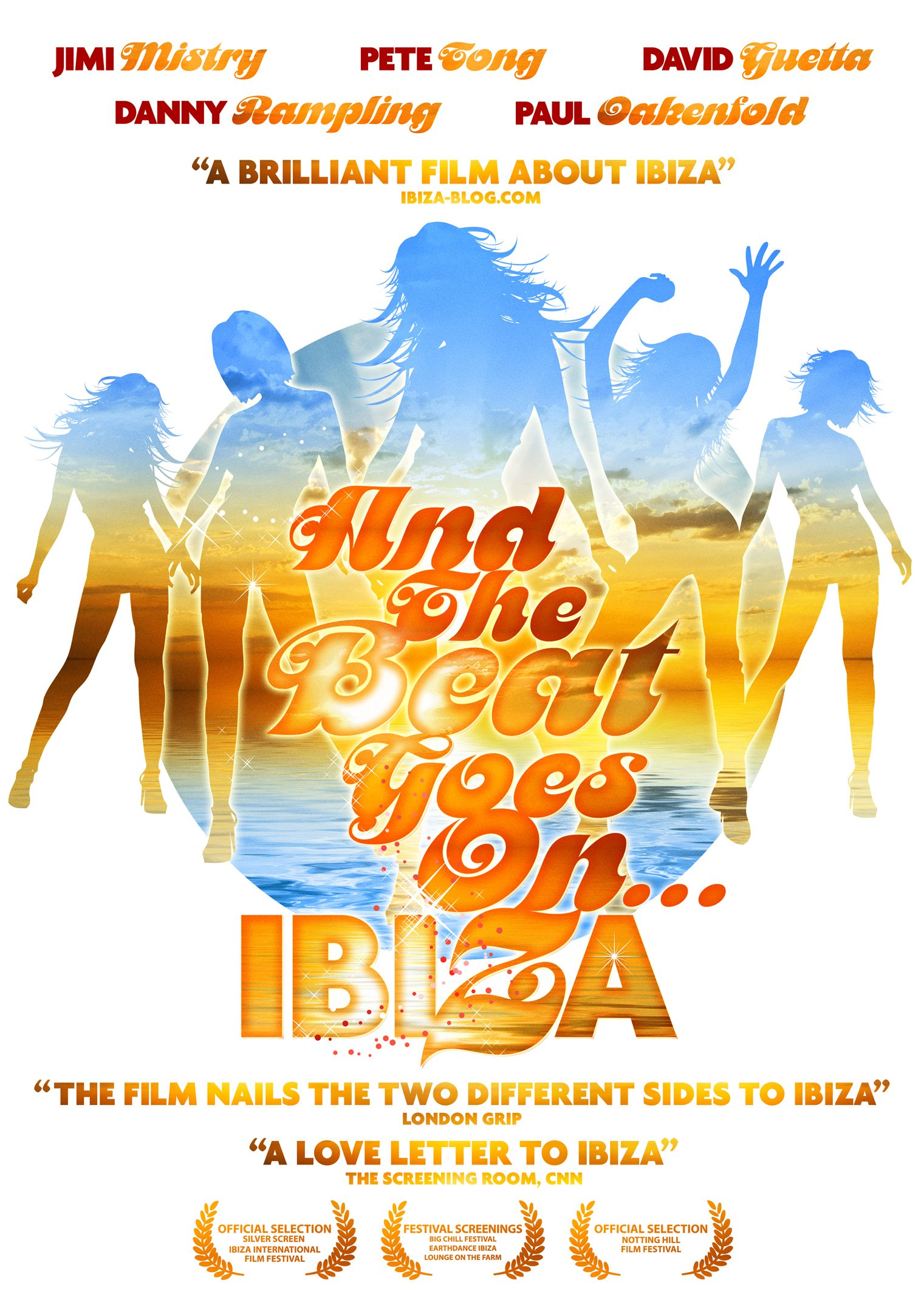 DVD : Jimi Mistry - And The Beat Goes On: Ibiza (DVD)
