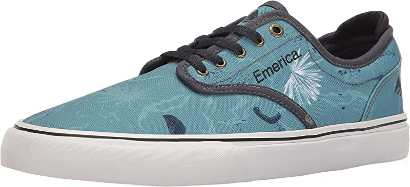 Emerica Wino G6 Sneakers Skateboardschuhe Herren Blau/Weiß
