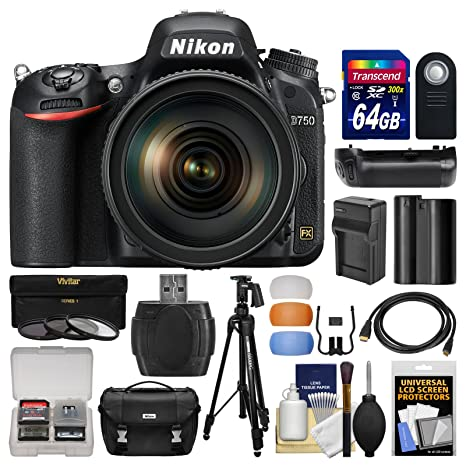 Review Nikon D750 Digital SLR