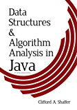Data Structures and Algorithm Analysis in Java, Third Edition (Dover Books on Computer Science)