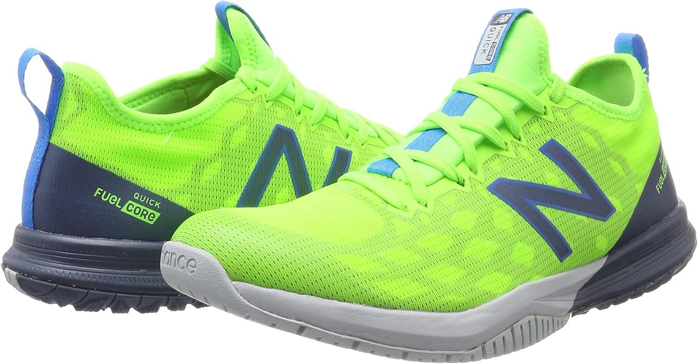 New Balance MXQI, Zapatillas de Running para Hombre, Verde (Green ...