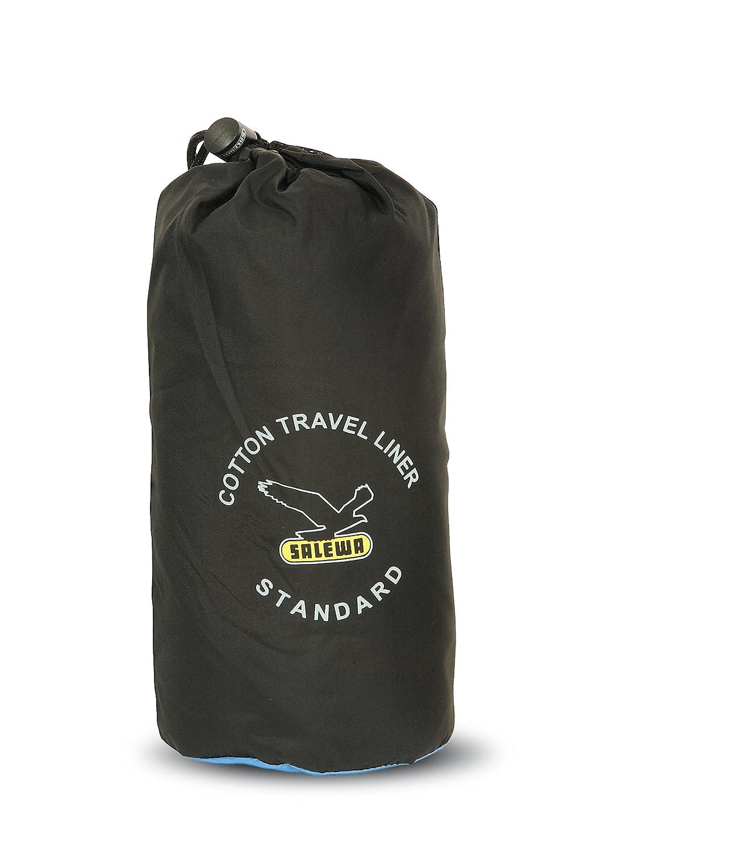 SALEWA Cotton Sleeping - Sábanas de saco de dormir de acampada, tamaño Unisex, color amarillo: Amazon.es: Ropa y accesorios