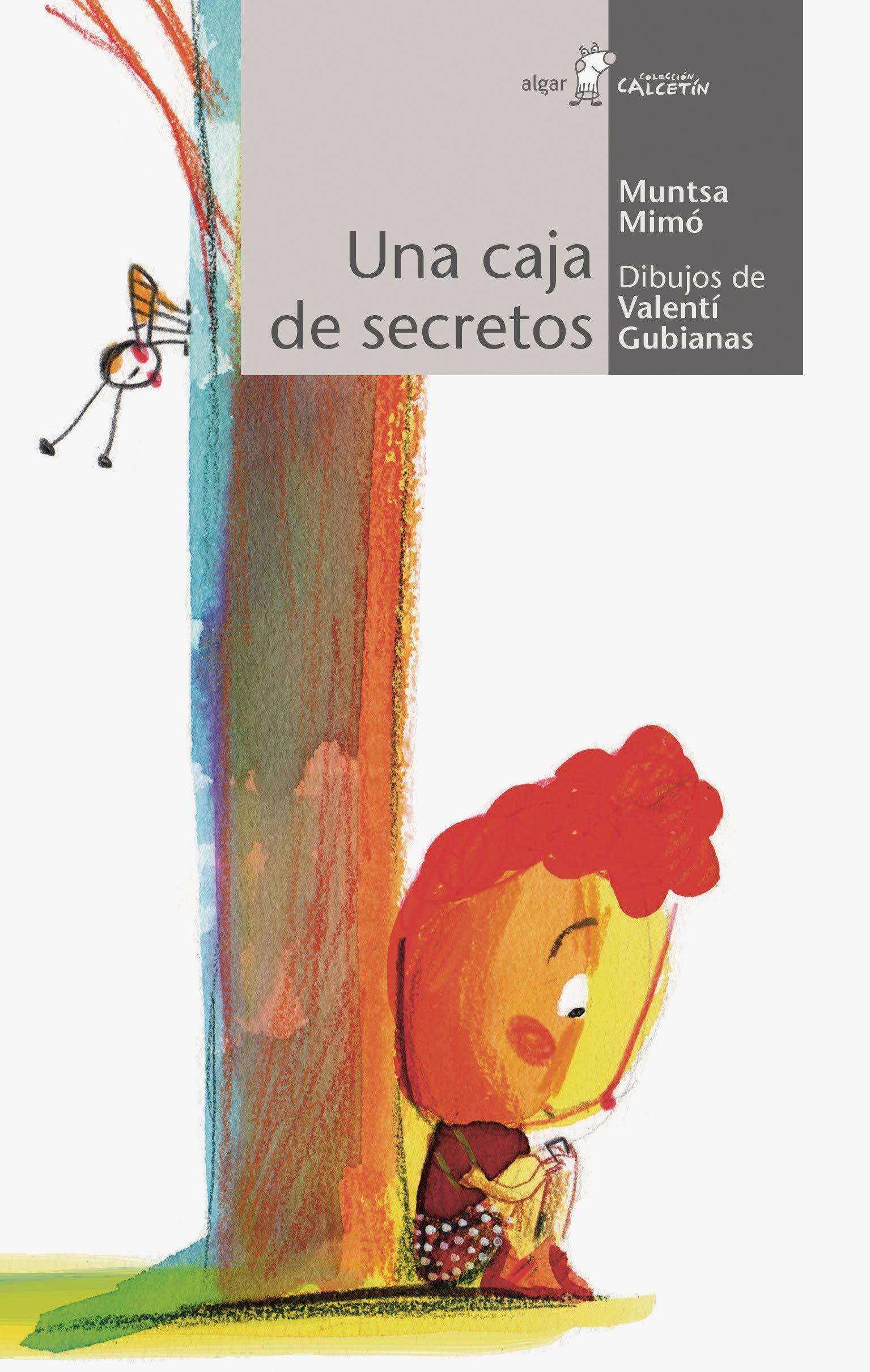 Una caja de secretos: 153 (Calcetín): Amazon.es: Mimó, Muntsa, Gubianas Escudé, Valentí, Broseta Fandos, Teresa: Libros