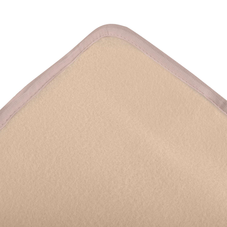 Klarstein Winterdreams manta eléctrica (60 W de potencia, 150 x 80 cm, forro polar, apta para lavadoras, regulador de temperatura de 3 niveles con escritura ...