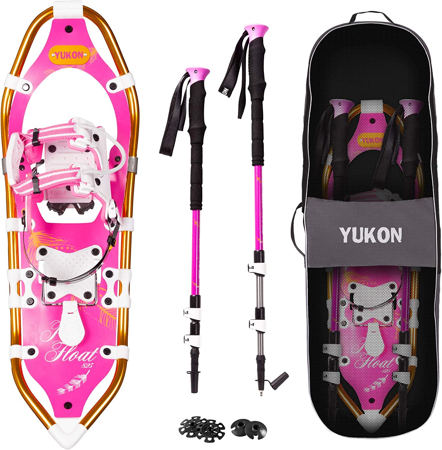 Yukon Charlies Pro Float Women s Snowshoe