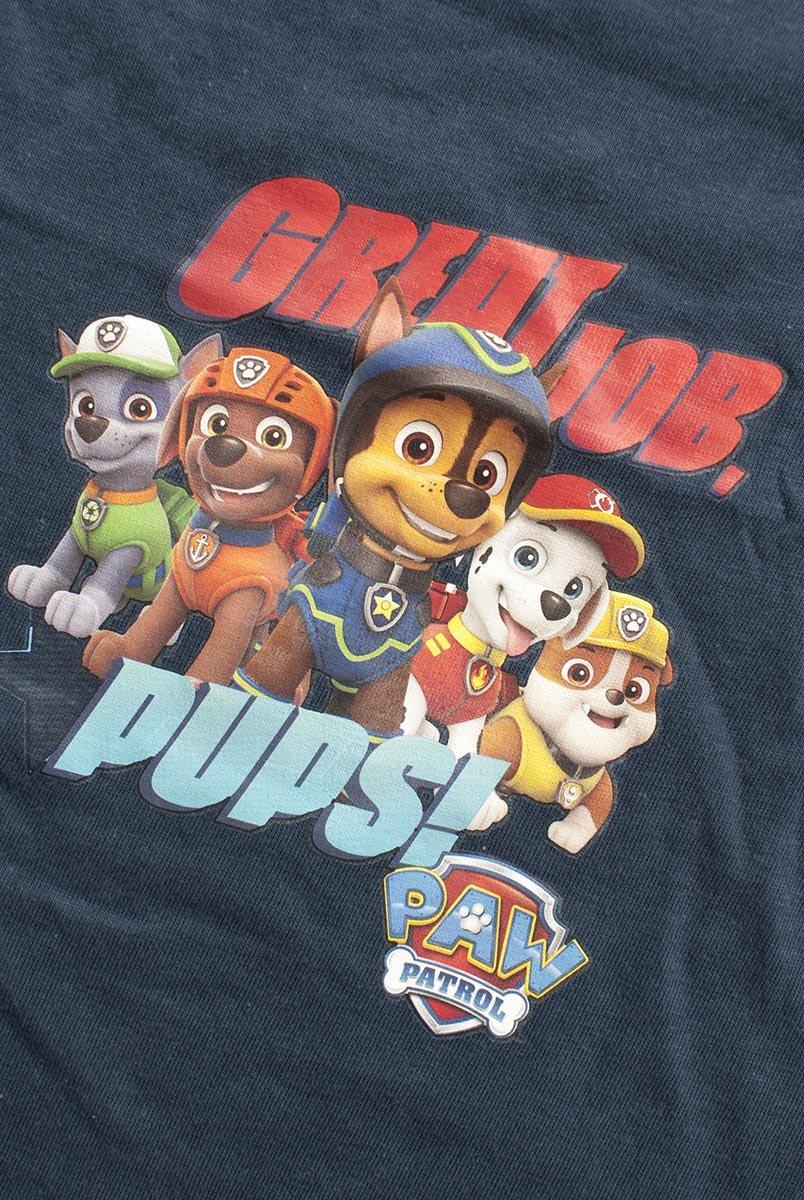 Boys Official Paw Patrol Puppy Dog Vest & Slip Briefs Underwear Set Sizes from 2 to 8 Years