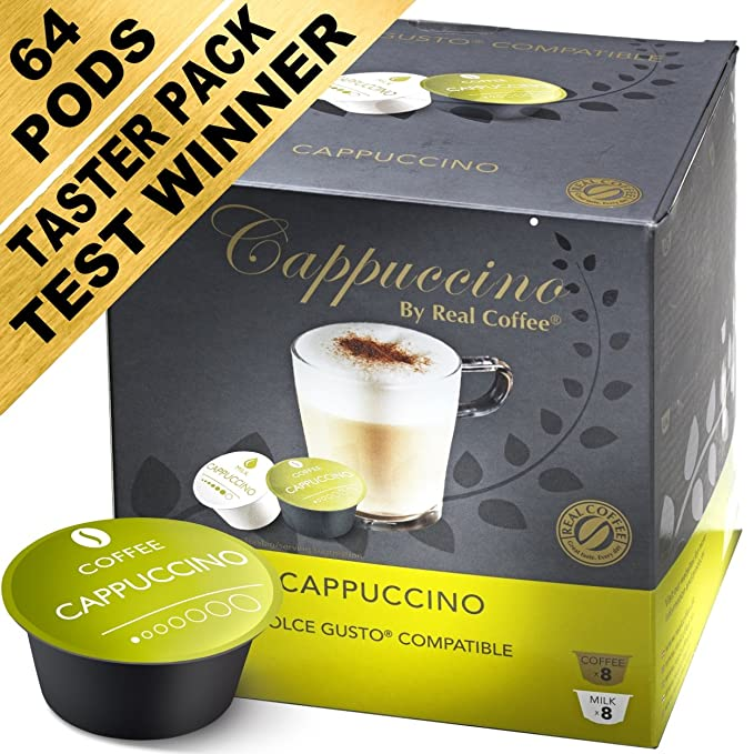 Qualified Nescafe Dolce Gusto Latte Macchiato Coffee Pods Factory Direct Selling Price Flavored Coffee