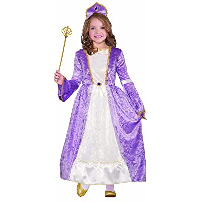 Forum Novelties Child's Princess Peyton Costume, Small: Toys & Games