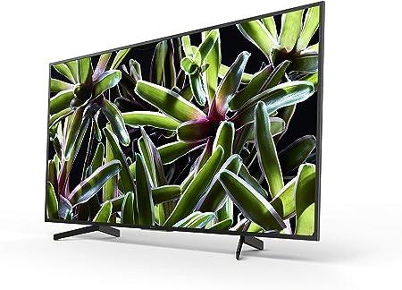 Sony KD-49XG7096BAEP - Televisor 4K HDR (Smart TV, Triluminos, procesador 4K X-Reality PRO, HDR, control por voz, ClearAudio+): BLOCK: Amazon.es: Electrónica