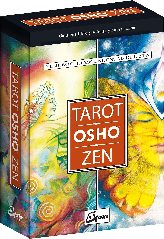 Tarot Osho Zen: el Juego Trascendental Del Zen (Tarot, oráculos y juegos): Osho, Neiman, Sarito Carol, Padma, Deva, Padma, Ma Deva: Amazon.es: Juguetes y juegos