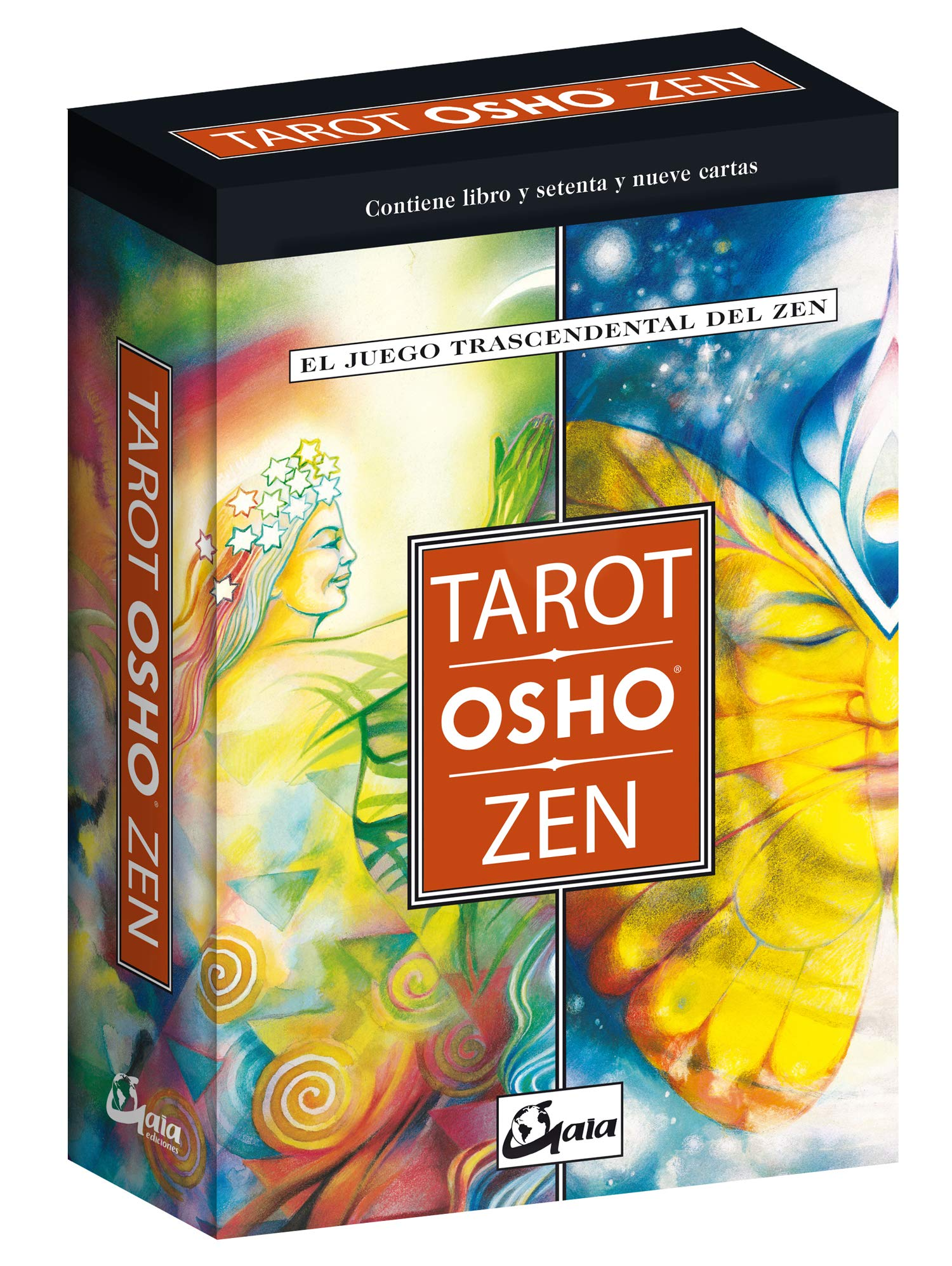 Amazon.com: Tarot Osho Zen (Spanish Edition) (9788484451761 ...