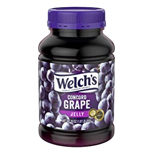 Welch's Grape Jelly, 30 oz - Pk of 12