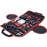 Deals on Stalwart 86-Piece Tool Set with Roll-Up Bag