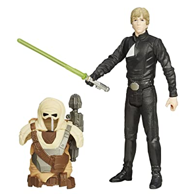 Star Wars Retour du Jedi 9,5 cm Figure Désert Mission Armour Luke Skywalker Jedi