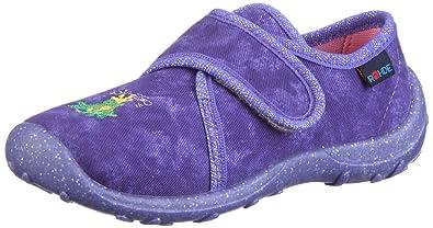 Boogy 2146, Unisex - Kinder, Hausschuhe, Violett (violett 58), EU 26 Rohde