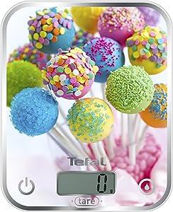 Optiss Cake Pops – Balance de cuisine, capacité 5 kg, 2 piles AAA