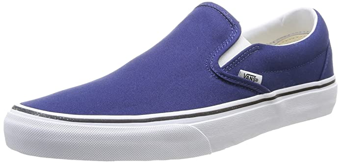 Vans Unisex-Erwachsene Classic Slip-On Low-top Blau - Twilight Blue