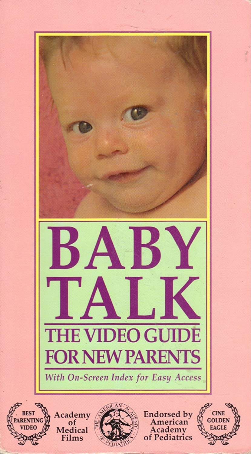 Amazon.com: Baby Talk: The Video Guide For New Parents [VHS]: Jean Smart,  Richard Gilliland: Movies & TV