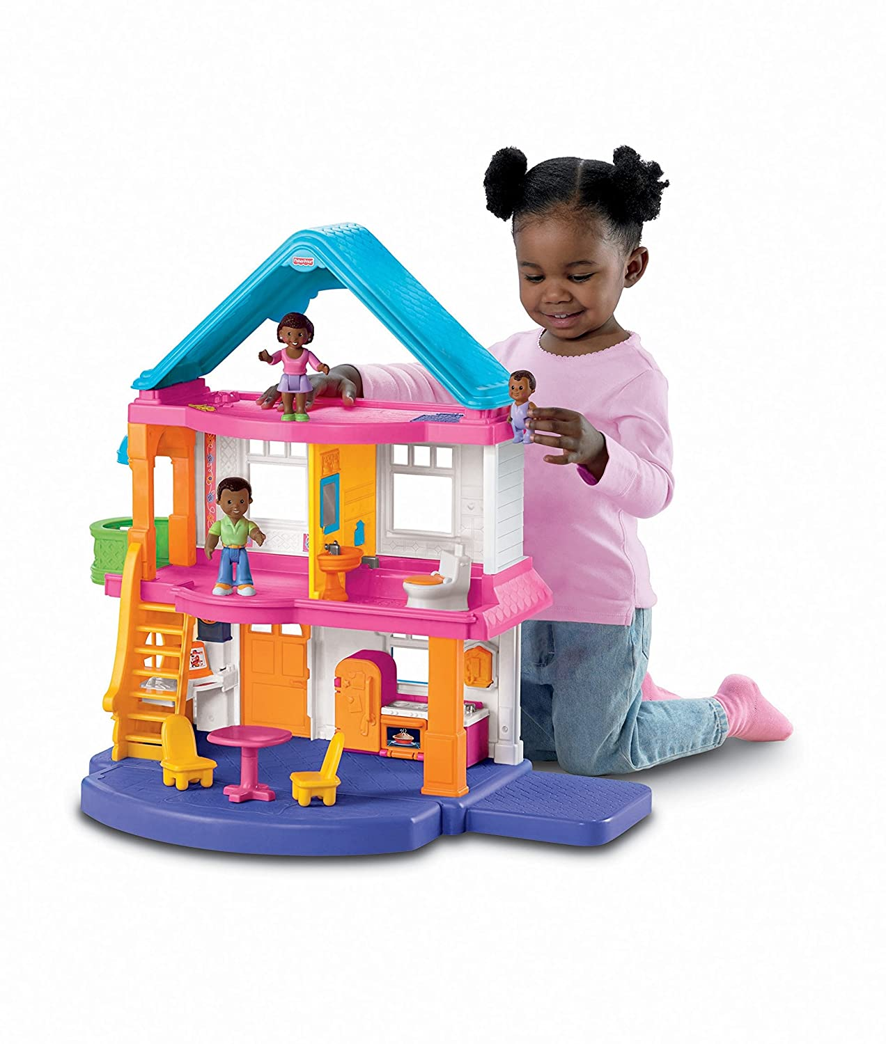 Fisher-Price Dollhouse Playset