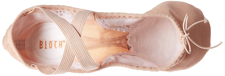 Bloch Dance Womens Proflex Canvas and Neoprene Split-Sole Ballet Slipper//Shoe