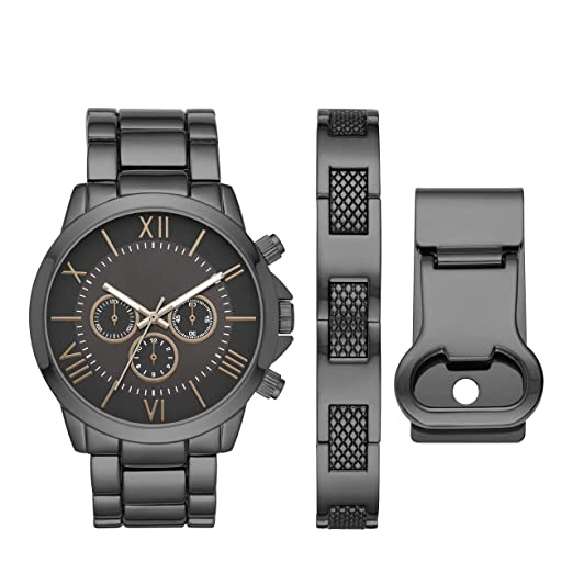 Amazon.com: Folio FMDAL876 - Reloj de pulsera para hombre ...
