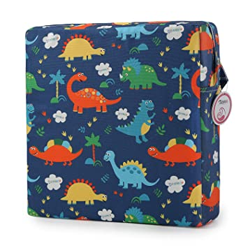 Zicac High Chair Portable Booster Seat Cushion Travel Dining Seat Pad For Toddler Kids Baby Infant