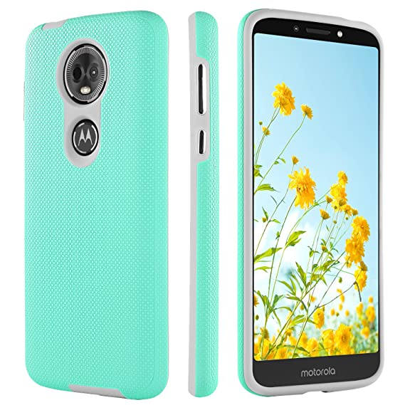 finest selection 91eeb f6c24 Amazon.com: BENTOBEN Case for Motorola Moto E5 Plus/Moto E5 Supra/E ...