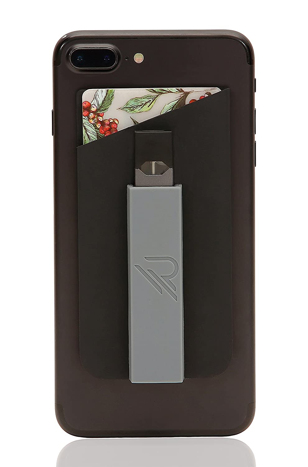 RipGrip (Jet Black, 1 Unit) Premium JUUL Holder