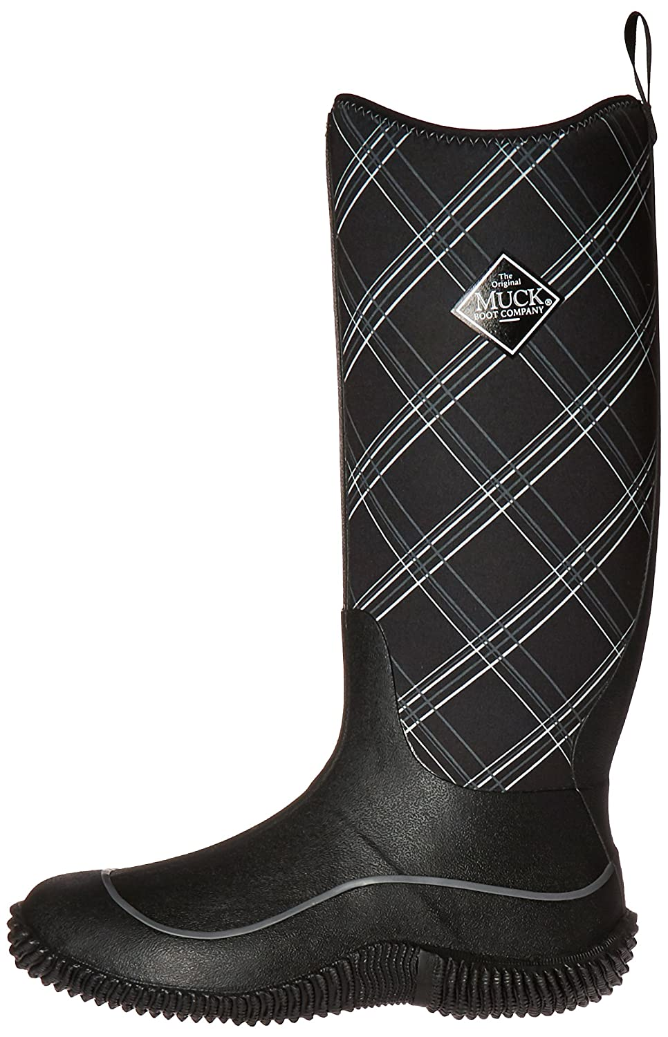 MuckBoots Women's Hale Plaid Boot Plaid B01IQ6Z90U 5 M US|Black/Gray Plaid Boot 5ceb0a
