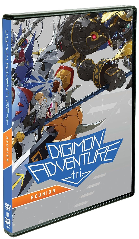 Digimon Adventure Tri: Reunion Edizione: Stati Uniti Italia DVD: Amazon.es: Colleen OShaughnessey, Mona Marshall, Jeff Nimoy, Colleen OShaughnessey, Mona Marshall: Cine y Series TV