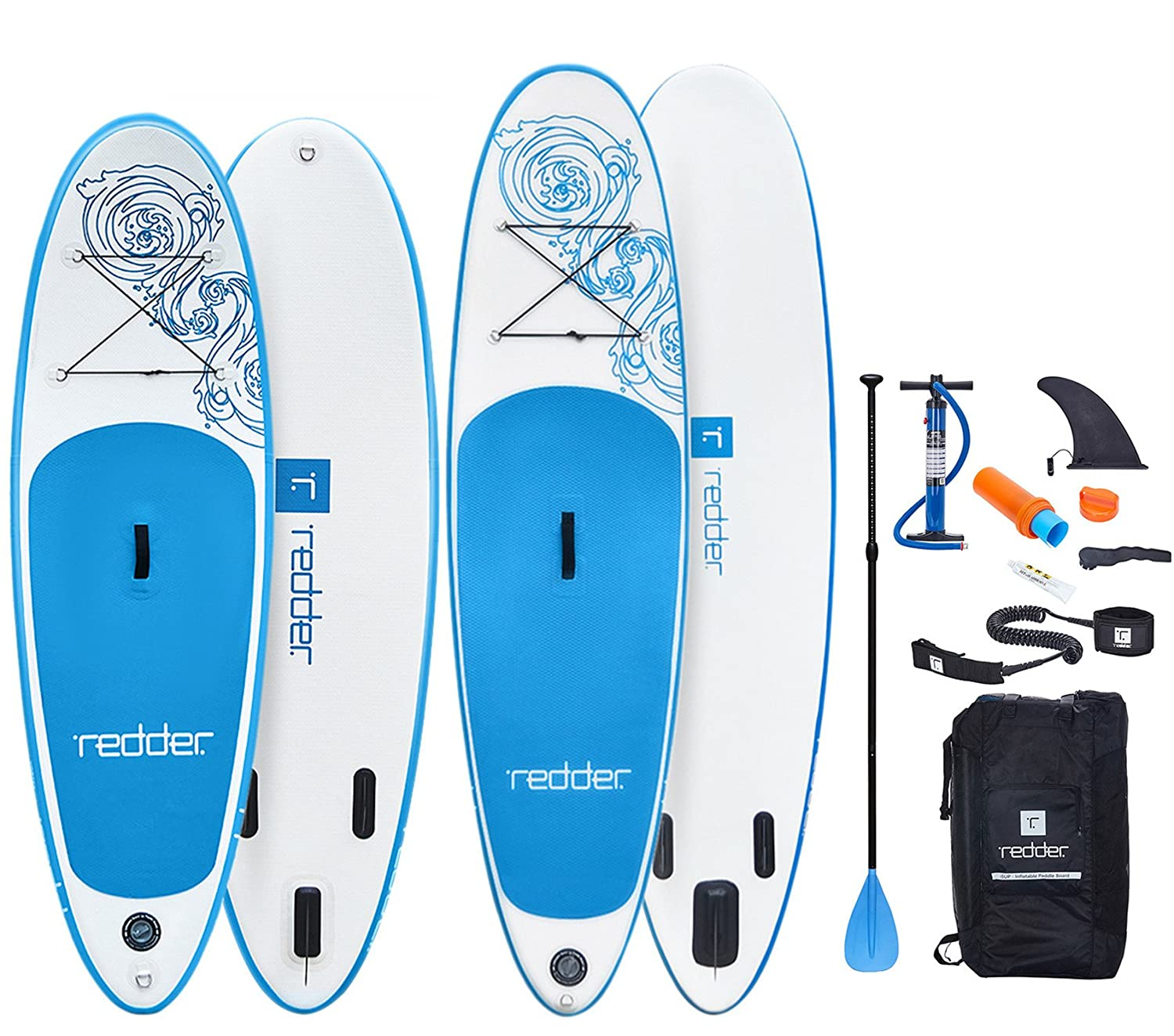 REDDER Pack De 2 Tablas Paddle Surf Hinchables 88