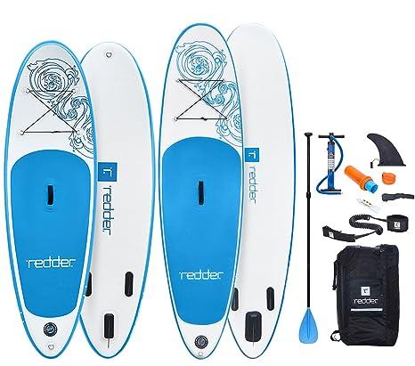 REDDER Pack De 2 Tablas Paddle Surf Hinchables 88