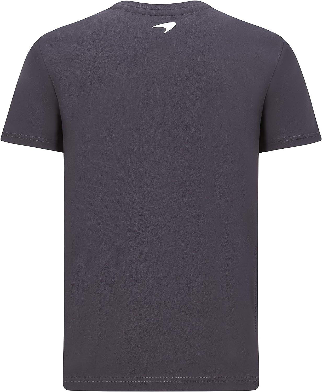 McLaren F1 Kids Essentials T-Shirt Anthracite