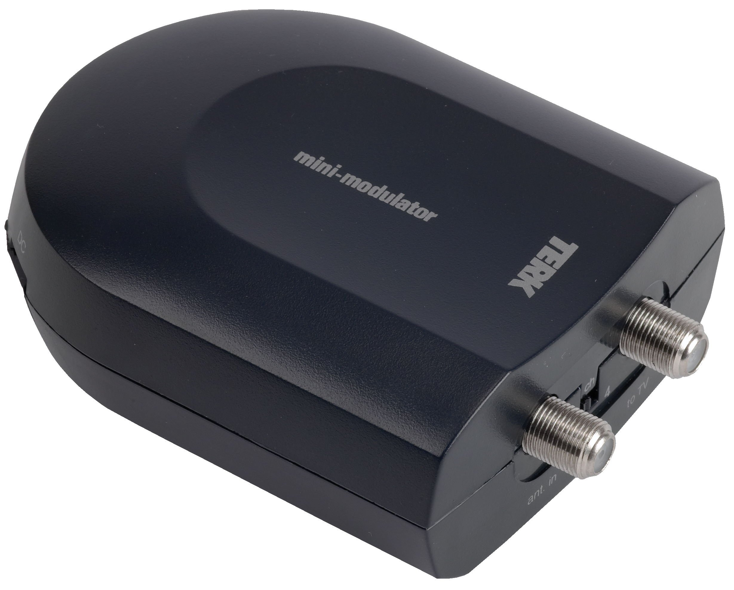 Terk MINI RF Modulator, Compact