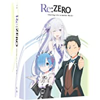 Re:ZERO: Starting Life in Another World – Season One Part One Limited Edition [Blu-ray + DVD]