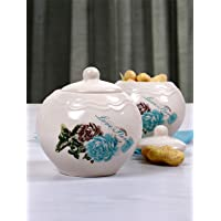 Keramika Şekerlik, 10 cm, 2 Adet