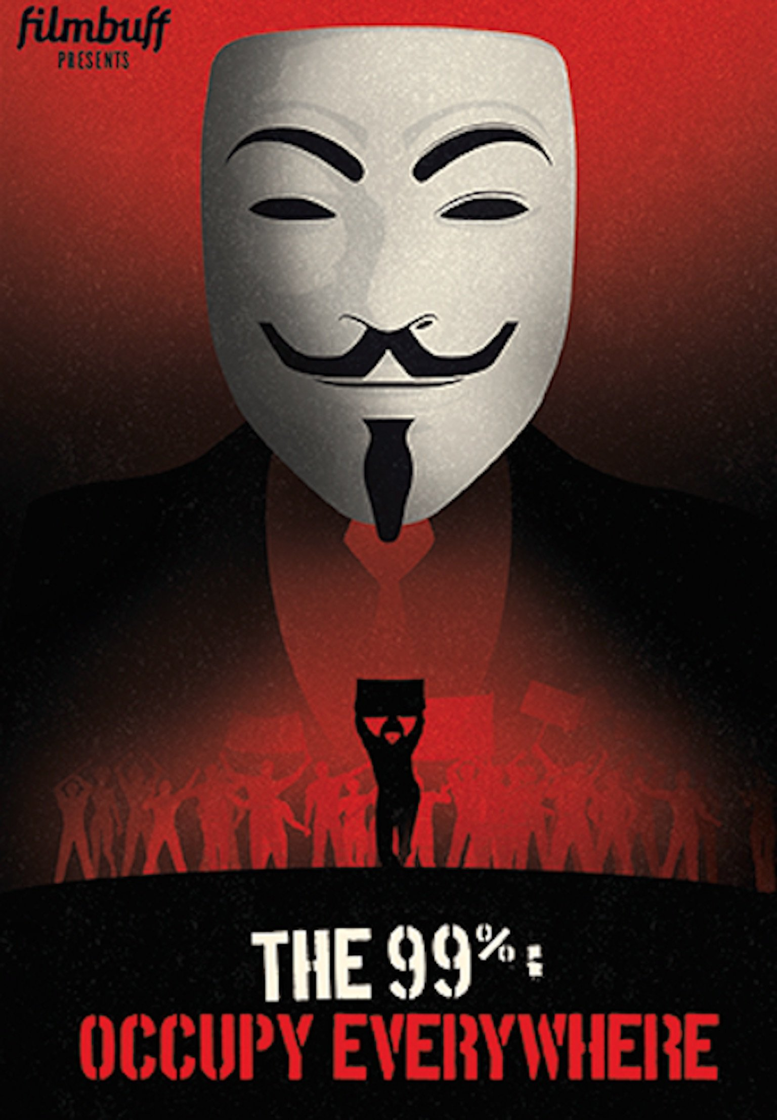 DVD : 99%:Occupy Everywhere (DVD)