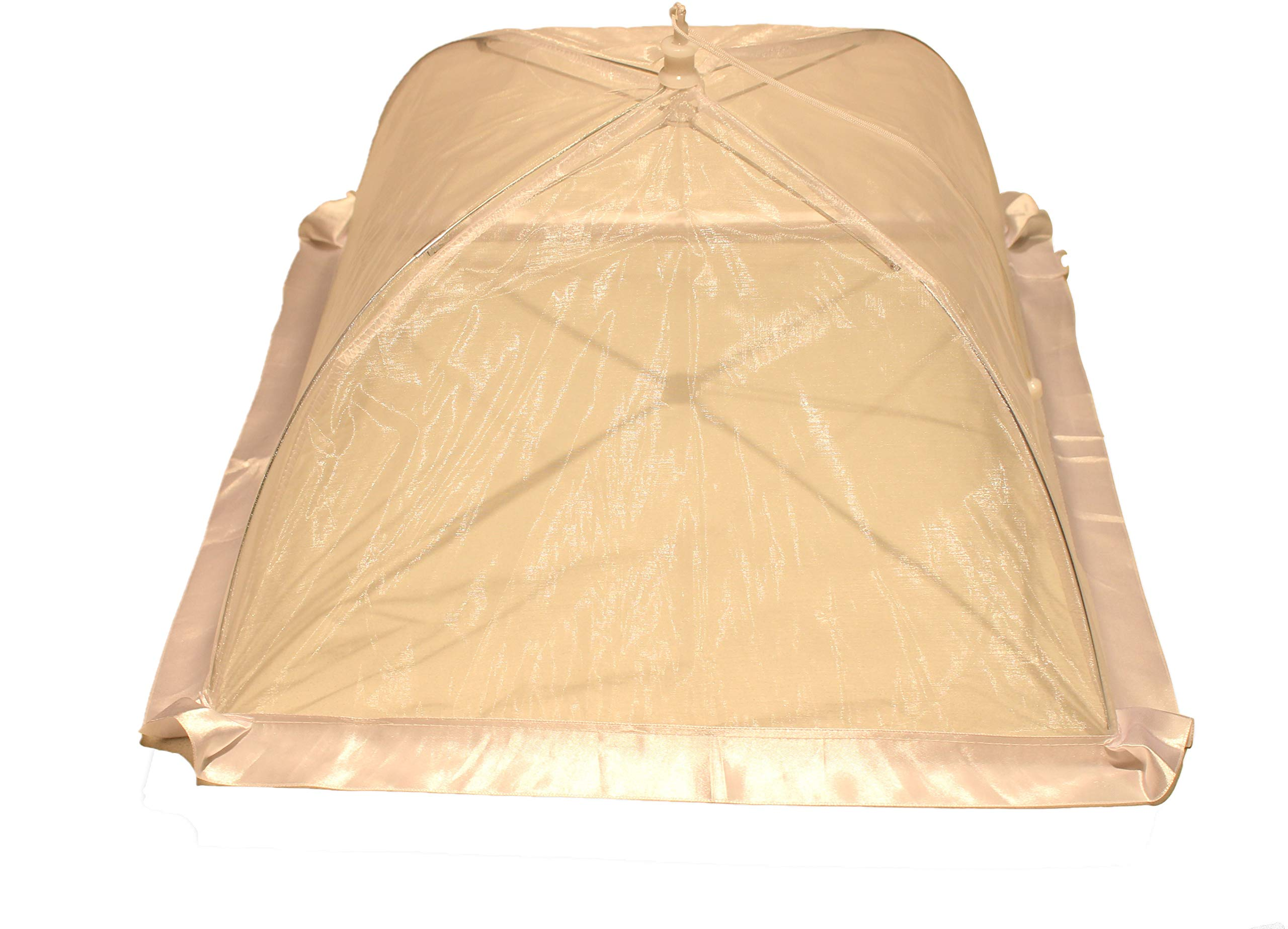 Quality Collapsible Mesh Food Cover Tent │ Keeps Flies And Bugs Off Your Food │ Great For Indoor And Outdoor Use