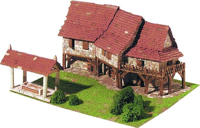AEDES Juego de Casas de Campo 1412 (31 x 26 x 5 cm)