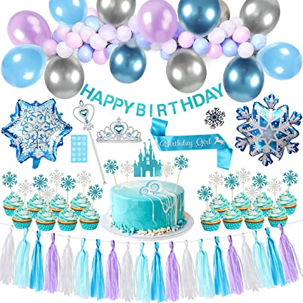 2 Packs of Disney Frozen Birthday Party Fun Pix 48 Count