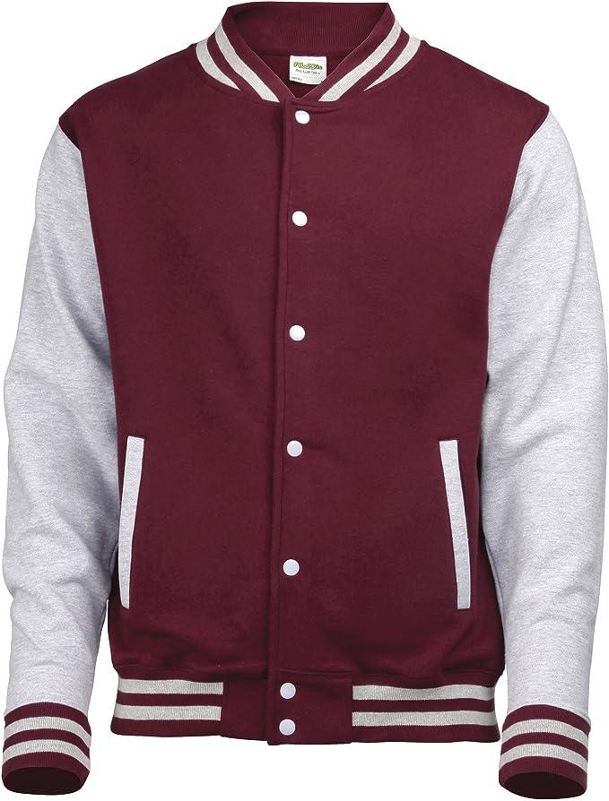 TALLA M. Varsity jacket
