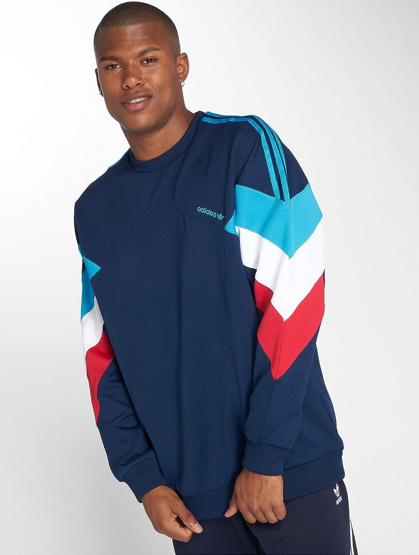 adidas originals palmeston crew sweatshirt homme