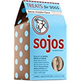 Sojos Crunchy Natural Dog Treats, 10-Ounce Box