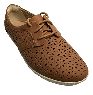 e9031fa192ad Earth Spirit Women s Astra Openwork Shoes