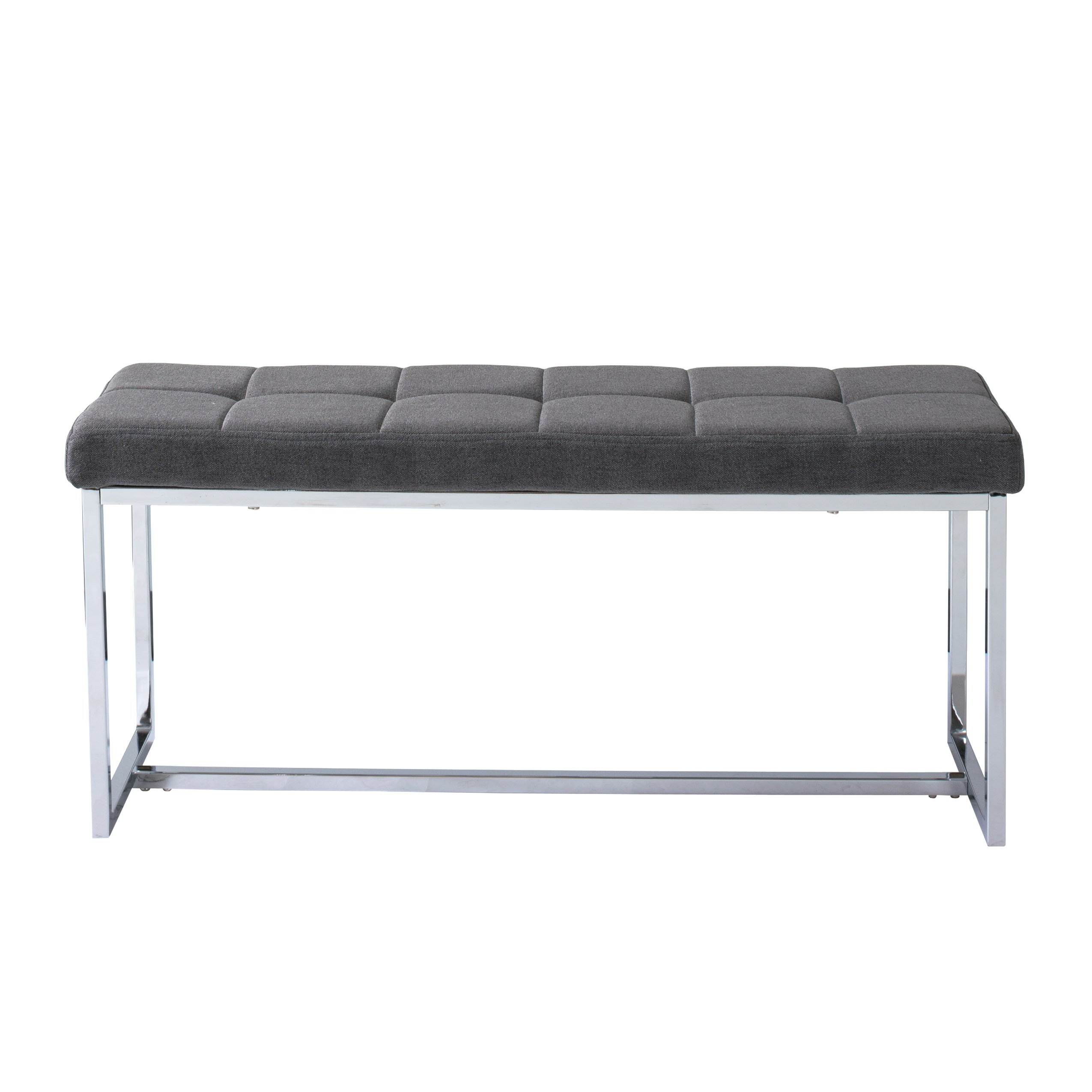 CorLiving LDF-161-O Huntington Bench Grey by CorLiving (Image #2)