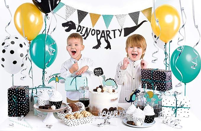 Partydeco - Kit de decoración para Fiesta de cumpleaños ...