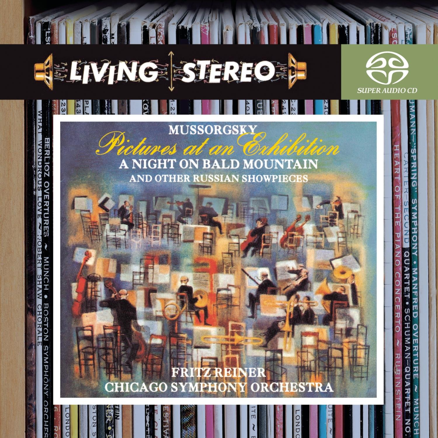 Max 82% OFF Mussorgsky: Pictures at an Exhibition All stores are sold Mountain on Bald Night A
