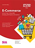 E-Commerce (Common Paper for Computers & Computer Applications) B.Com III-Year VI-Sem (DSE) Including LAB Practical with Solutions, As Per the 2016-17 Syllabus of (O.U) CBCS, Latest 2019 Edition